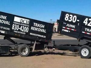 albuquerque custom hauling picture