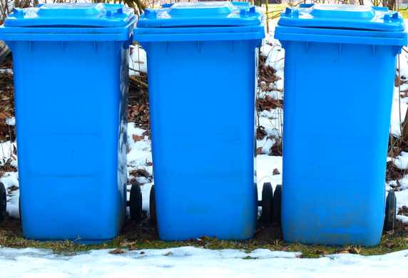 Steps to Prepare For Albuquerque Trash Pickup in Winter
